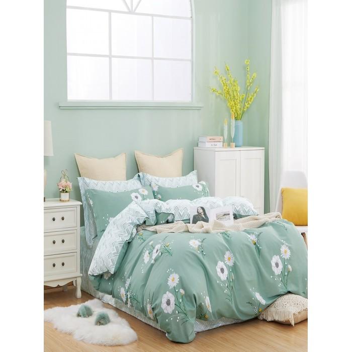 Постельное белье 1.5-спальное Dream Time Комплект BL-46-SP-142-1C (4 предмета)