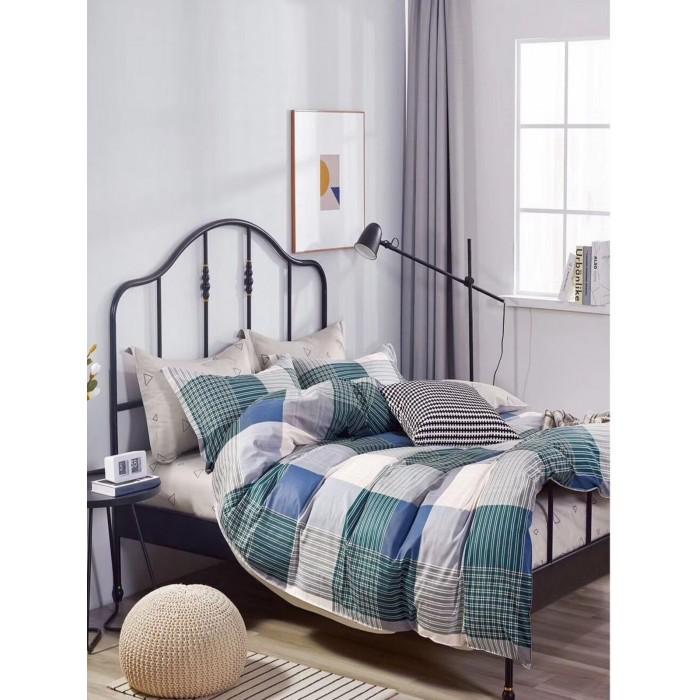 Купить Постельное белье 1.5-спальное, Постельное белье Dream Time Комплект BL-46-SP-149-1C (4 предмета)