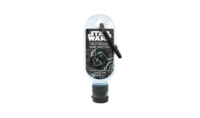 Аптечки MAD Beauty Star Wars Дезинфицирующее средство для рук с ароматом чёрного чая Дарт Вейдер