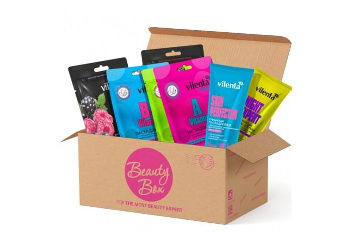 косметика для мамы vilenta подарочный набор beauty box forever 8 march Косметика для мамы Vilenta Подарочный набор Beauty Box Must Have