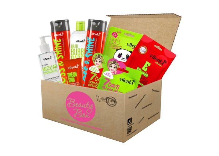 косметика для мамы vilenta подарочный набор beauty box forever 8 march Косметика для мамы Vilenta Подарочный набор Beauty Box Forever 8 March