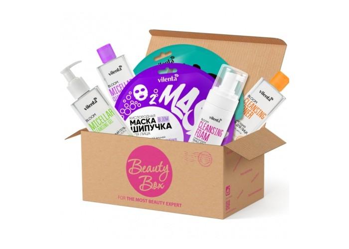 косметика для мамы vilenta подарочный набор beauty box forever 8 march Косметика для мамы Vilenta Подарочный набор Beauty Box Bloom