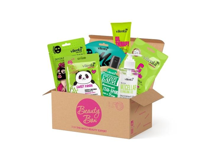 косметика для мамы vilenta подарочный набор beauty box forever 8 march Косметика для мамы Vilenta Подарочный набор Beauty Box Greenmania