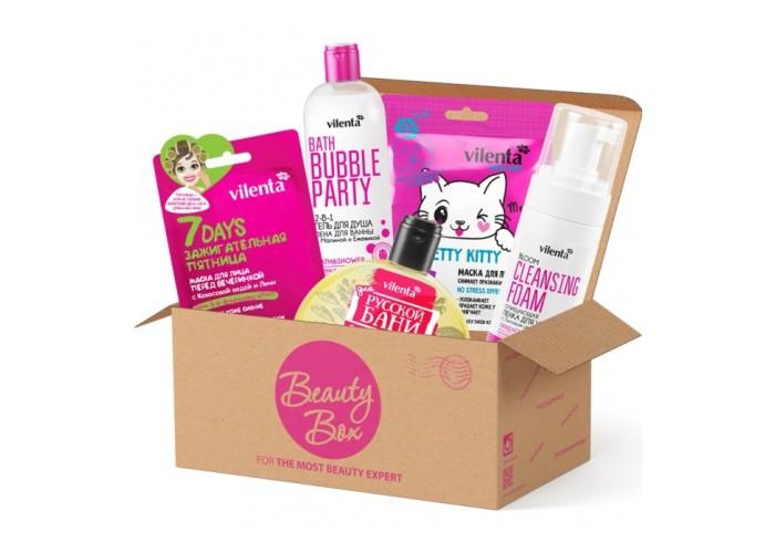 косметика для мамы vilenta подарочный набор beauty box forever 8 march Косметика для мамы Vilenta Подарочный набор Beauty Box Pinkmania