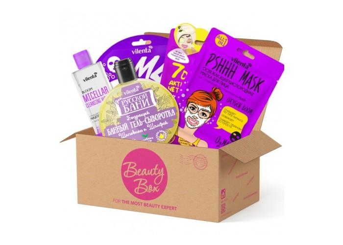 косметика для мамы vilenta подарочный набор beauty box forever 8 march Косметика для мамы Vilenta Подарочный набор Beauty Box Purplewmania