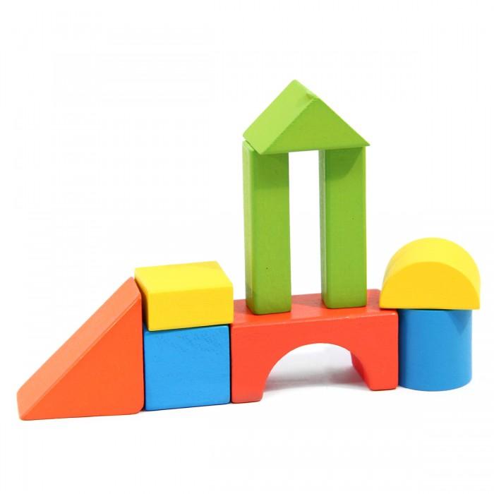 Деревянные игрушки Фабрика фантазий Конструктор 41785 деревянные игрушки фабрика фантазий сортер бабочка