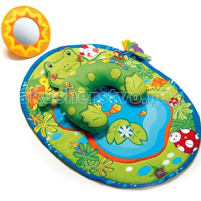 Развивающие коврики Tiny Love Лягушка, Развивающие коврики - артикул:9445