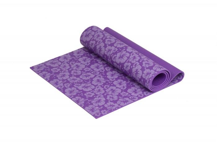 цена на Товары для йоги Ironmaster Коврик для йоги 173х61х0,6 см IR97502-06
