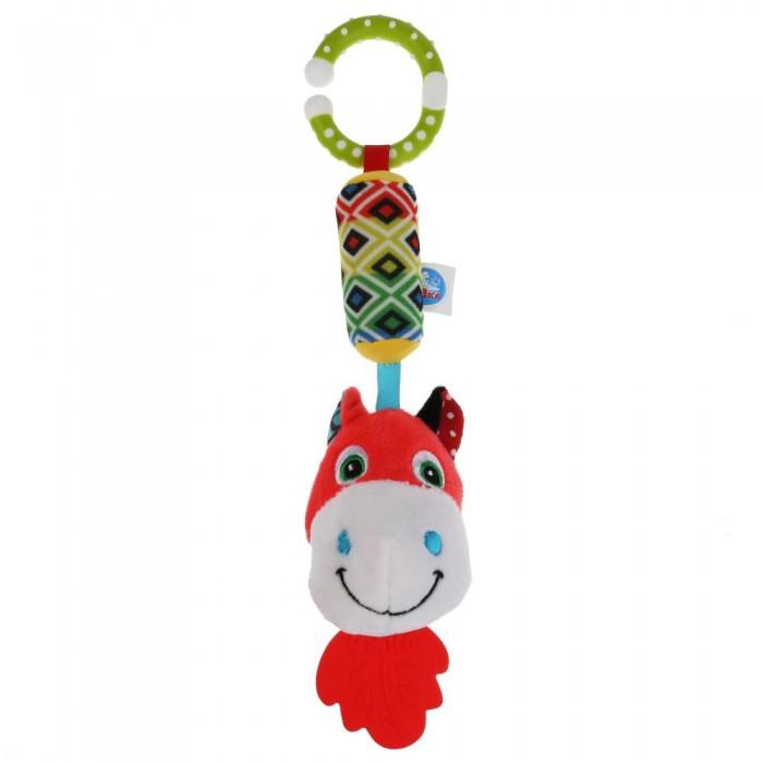 Картинка для Подвесные игрушки Умка пищалка с колокольчиком Лошадка