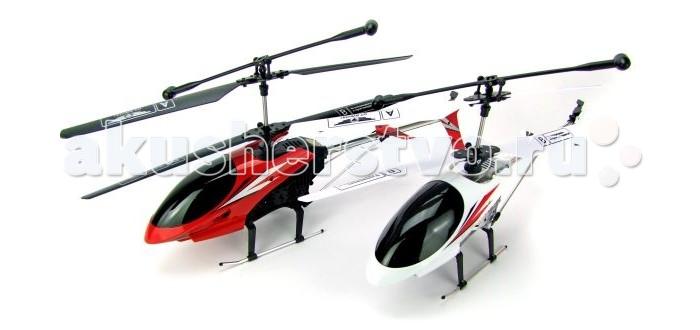 От винта! Вертолет с дистанционным управлением Fly-0243 БогатырьВертолет с дистанционным управлением Fly-0243 БогатырьОт винта! Вертолет р/у Fly-0243 Богатырь.  Вертолет р/у От Винта Fly-0243 Богатырь с ударопрочным корпусом - отличный выбор активным и любознательным мальчишкам! Вертолет не сломается, даже если на него наехать велосипедом или сбросить с четвертого этажа. Он как ни в чем не бывало закрутит винтами и взлетит!  Технические характеристики: Кол-во каналов: 3,5 Длина вертолета: 44 см  Батарея: Li-Pol 3.7V 1000мАч Радиус действия: 45-60 Время полета: 6-8 мин Время подзарядки: 80 мин Корпус вертолета способен выдерживать вес до 100 кг .<br>