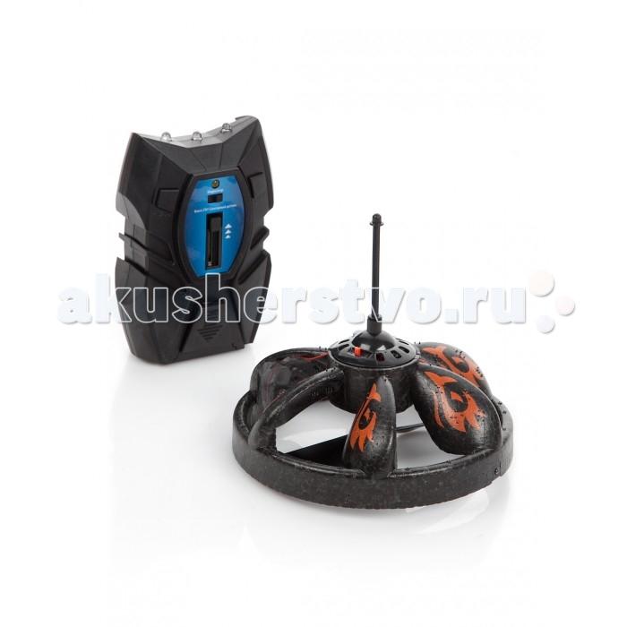 От винта! Тарелка летающая р/у, сенсорный датчикТарелка летающая р/у, сенсорный датчикОт винта! Тарелка летающая р/у, сенсорный датчик.  Два режима управления тарелкой: с помощью пульта управления или с помощью руки. Возможность играть вдвоем. Время подзарядки аккумулятора – 30-40 мин. Зарядка аккумулятора производится от пульта управления или через USB-порт компьютера. Световые эффекты. Пульт дистанционного управления на ИК-лучах.<br>