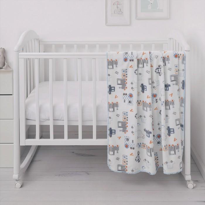 Купить Пледы, Плед Baby Nice (ОТК) покрывало Micro Flannel Транспорт 150х200 см