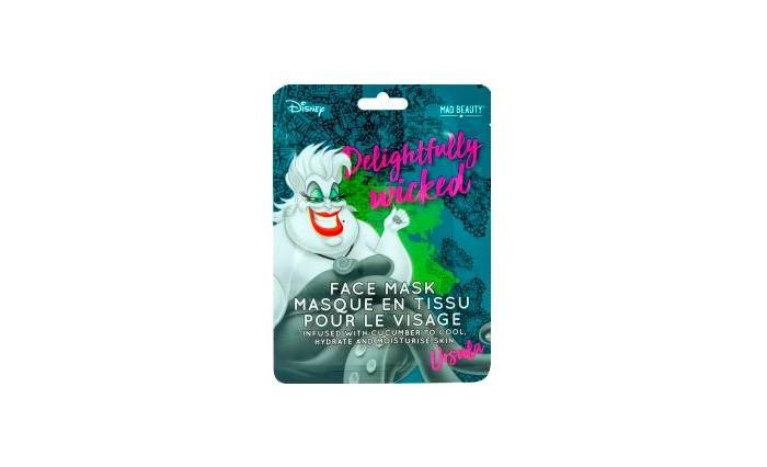 Косметика для мамы MAD Beauty Disney Villais Маска лица Урсула