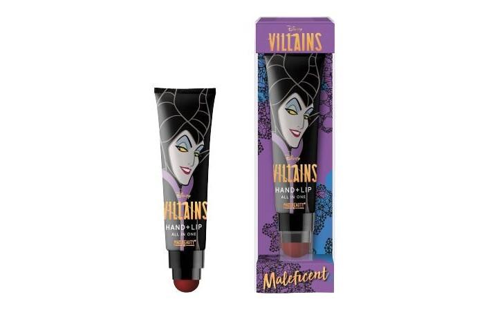 Купить Косметика для мамы, MAD Beauty Disney Villains Бальзам для губ и крем для рук Малефисента