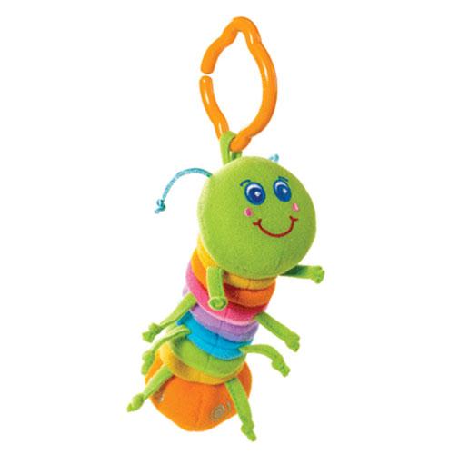 Подвесные игрушки Tiny Love Развивающая Гусеничка игрушки подвески tiny love подвеска гусеничка