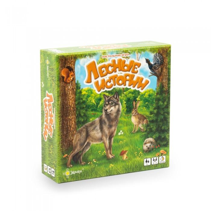 Картинка для Эврикус Игра настольная Лесные истории