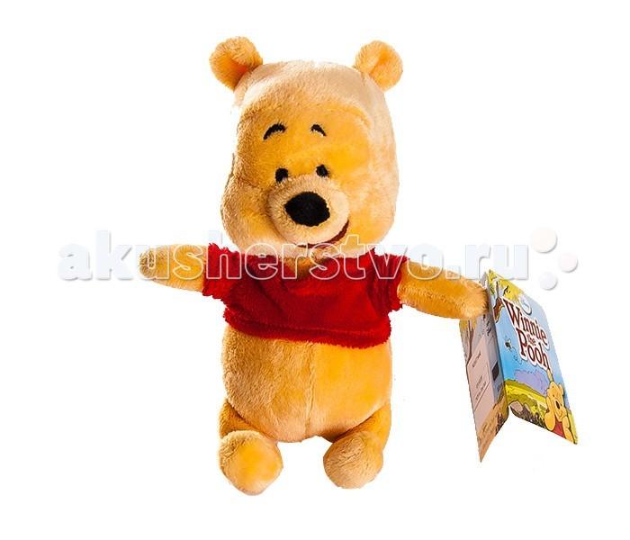 Мягкие игрушки Disney Винни 17 см окт кресло в ваннуокт disney винни пух нескольз желтый