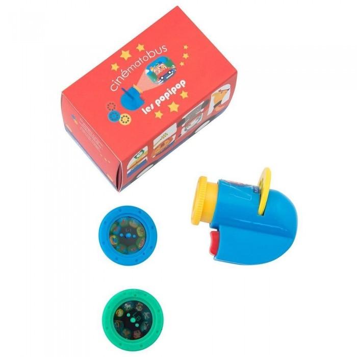 Развивающие игрушки Moulin Roty Фонарик с тематическими проекциями развивающие игрушки moulin roty гелевый калейдоскоп птички