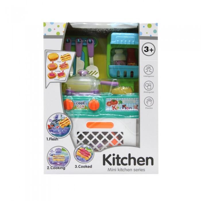 Ролевые игры Джамбо Тойз Кухня (14 предметов)