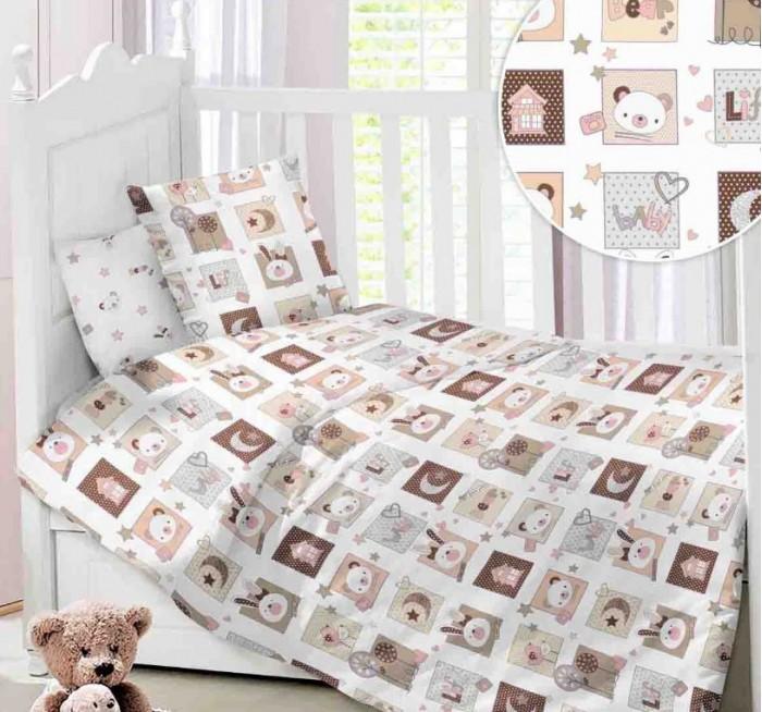 Картинка для Постельное белье Dream Time Детский комплект BLK-46-SP-378-1/2C