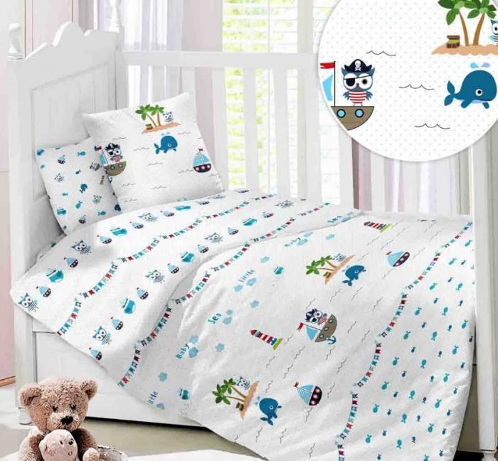 Фото - Постельное белье Dream Time Детский комплект BLK-46-SP-381-1/2C постельное белье dream time детский комплект blk 46 sp 391 1 2c
