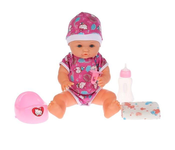 Купить Куклы и одежда для кукол, Карапуз Пупс Hello Kitty 40 см Y210315
