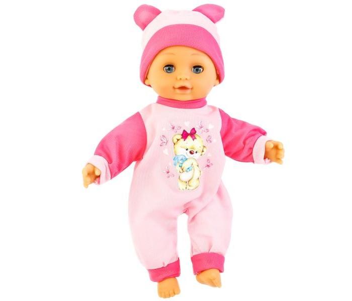 Картинка для Куклы и одежда для кукол Карапуз Пупс 3 стиха и песен А. Барто 31 см