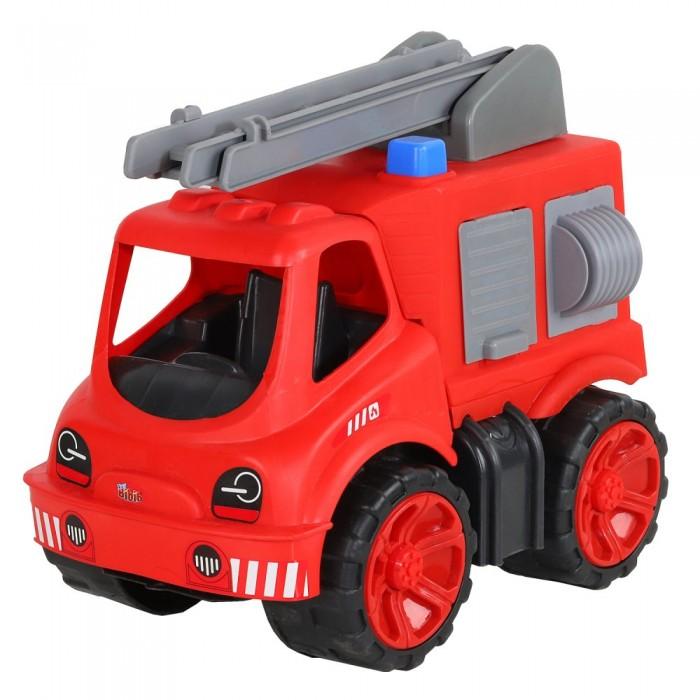Джамбо Пожарная машина большая 26.5х19.5х28 см фото