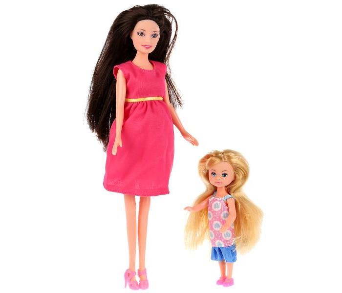 Карапуз Кукла София с цветной прядью 29 см