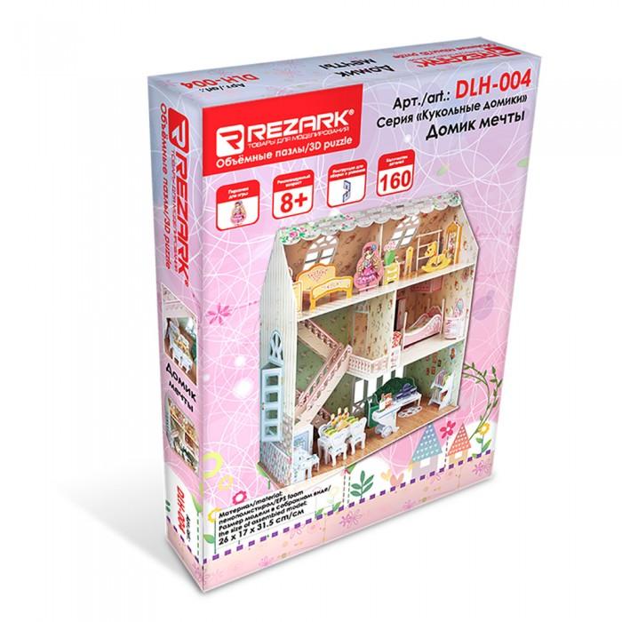 Купить Кукольные домики и мебель, Rezark Сборная модель Кукольный Домик мечты