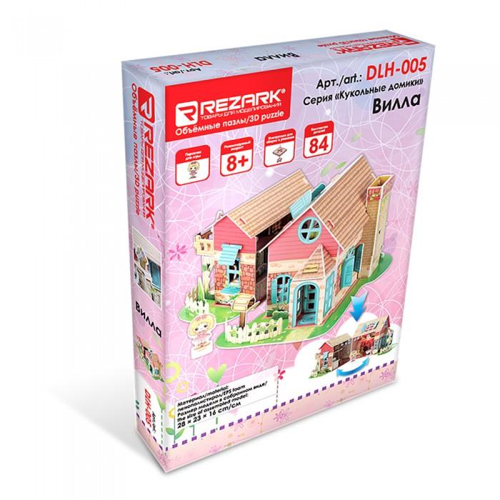 Картинка для Rezark Сборная модель Кукольный домик Вилла