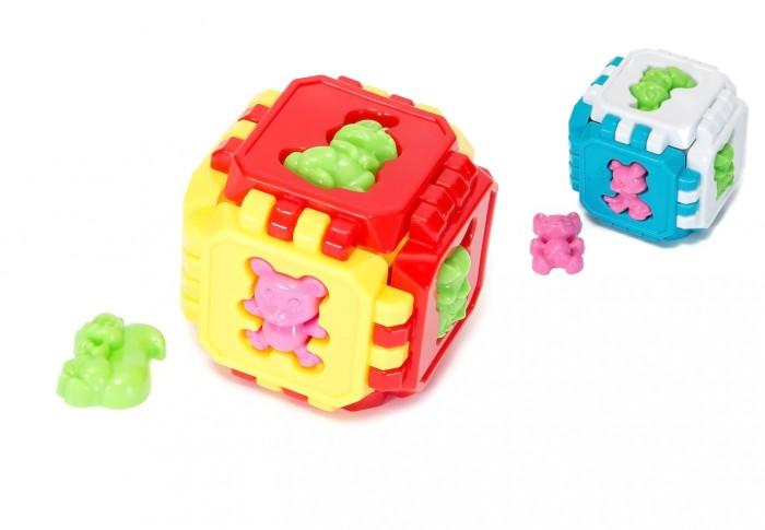 Сортеры Orion Toys Куб малый сортеры orion toys куб малый