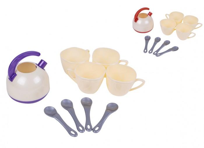 цена на Ролевые игры Orion Toys Набор посуды игрушечной (9 предметов)