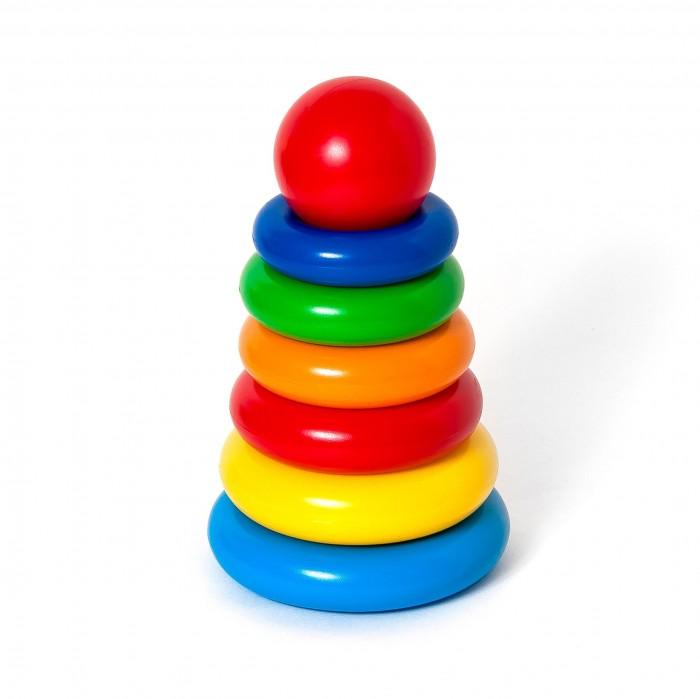 Фото - Развивающие игрушки Orion Toys Пирамидка Шар (8 элементов) развивающие игрушки b kids шар конструктор
