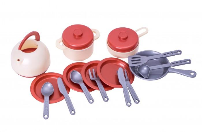 цена на Ролевые игры Orion Toys Набор кухонной посуды (18 предметов)