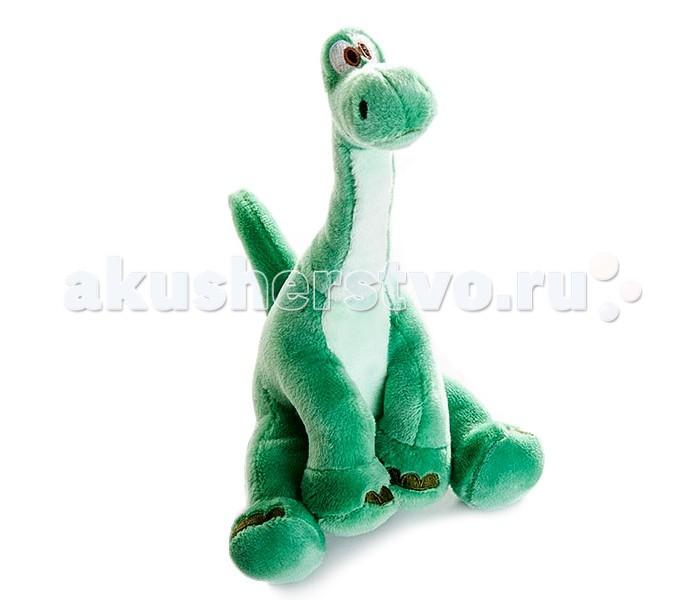 Мягкая игрушка Disney Хороший динозавр Арло сидячий 17 см