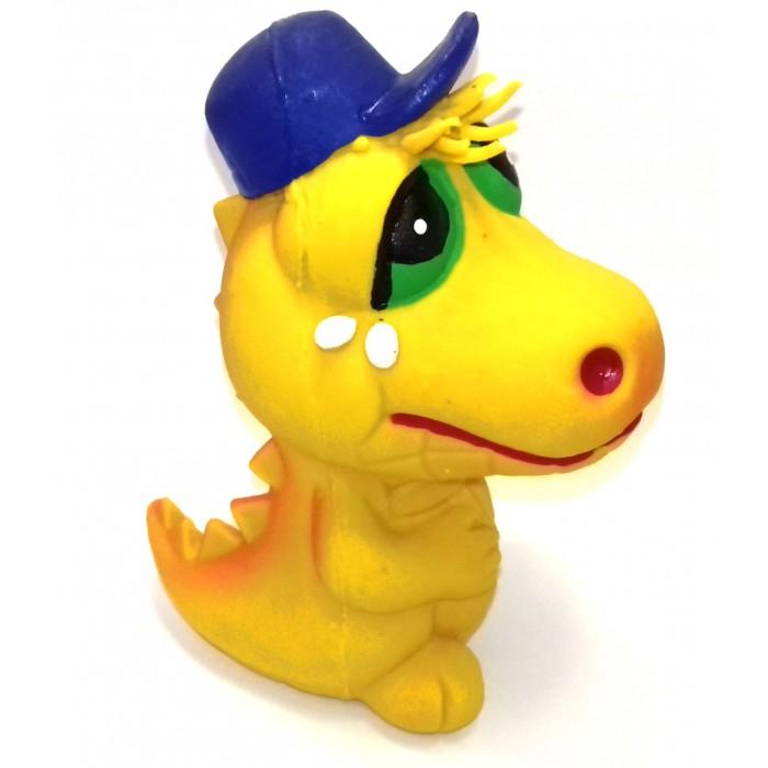 Игрушки для ванны Lanco Латексная игрушка Крокодильчик печальный ODA-219 игрушки для ванны lanco латексная игрушка зайчонок в коляске oda 405