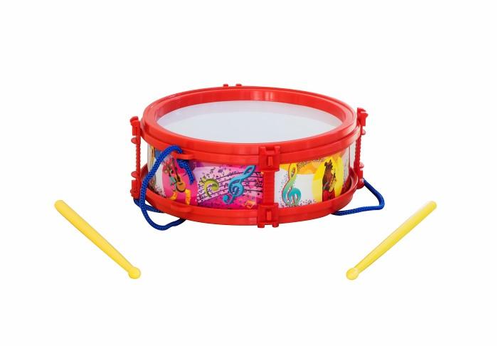 Музыкальные инструменты Orion Toys Барабан малый заржицкая э заяц и волшебный барабан