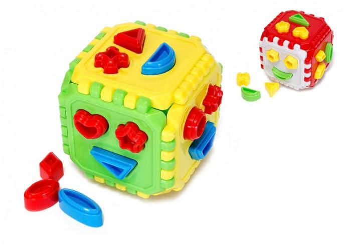 Сортеры Orion Toys Куб большой 634в.2 каталка толокар orion toys мотоцикл 2 х колесный 501 зеленый