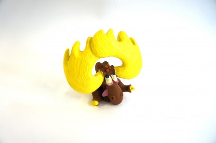 Игрушки для ванны Lanco Латексная игрушка Лось 1450 игрушки для ванны lanco латексная игрушка рыба лулу большая 2607