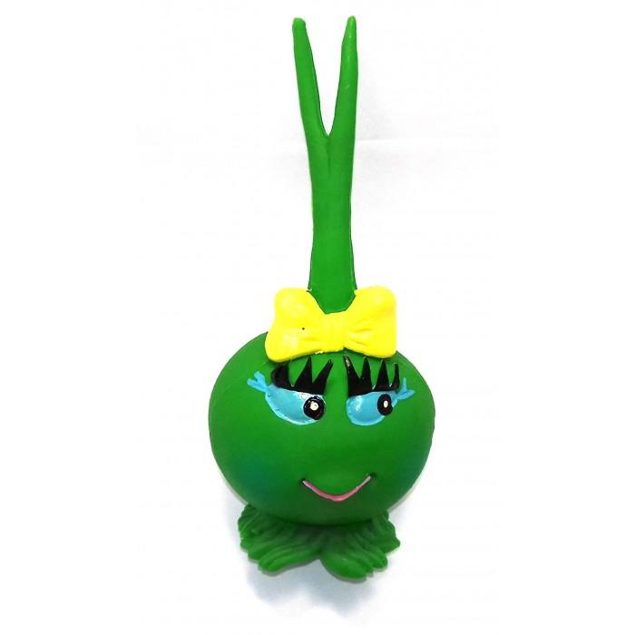 Игрушки для ванны Lanco Латексная игрушка Лучок-девочка 11008 игрушки для ванны lanco латексная игрушка жираф мальчик 1207