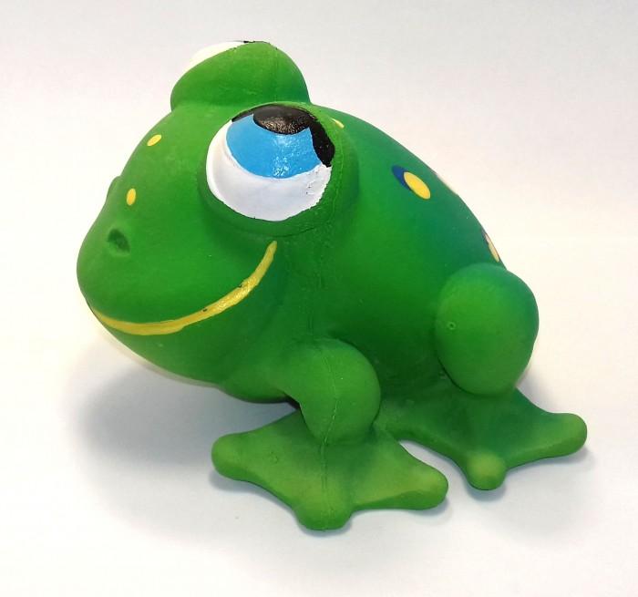 Игрушки для ванны Lanco Латексная игрушка Лягушка большая 1405 игрушки для ванны lanco латексная игрушка рыба лулу большая 2607