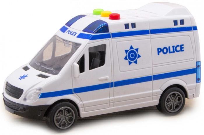 цена на Машины ХэппиЛенд Машина инерционная Полиция
