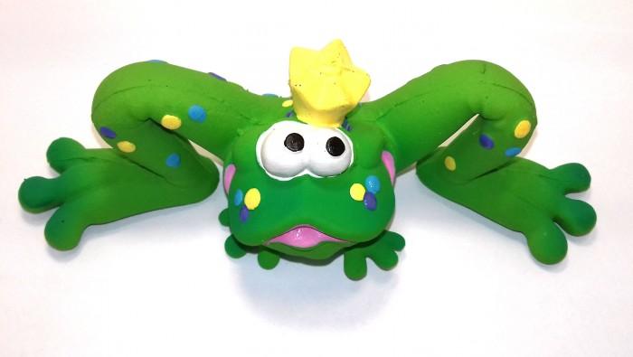 Игрушки для ванны Lanco Латексная игрушка Лягушка 1273 игрушки для ванны lanco латексная игрушка жираф мальчик 1207