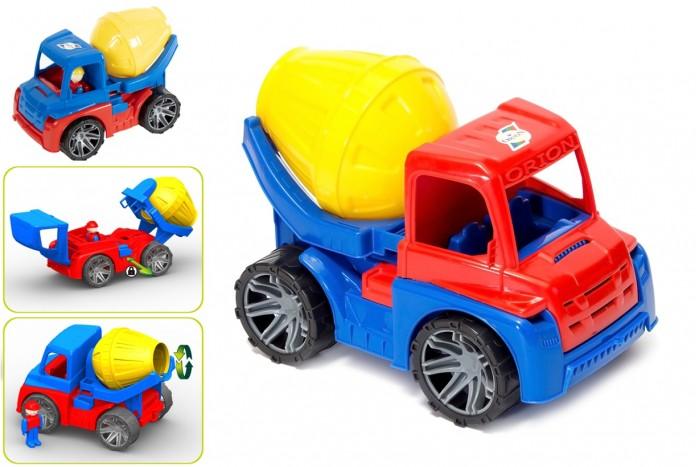 Машины Orion Toys Бетономешалка М4