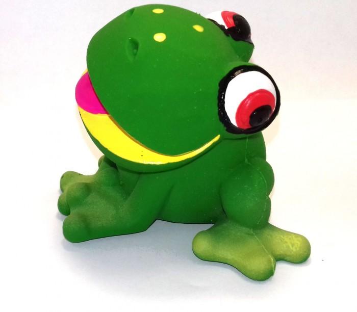 Игрушки для ванны Lanco Латексная игрушка Лягушка РАК912 игрушки для ванны lanco латексная игрушка из 2 х геометрических фигур 664 2