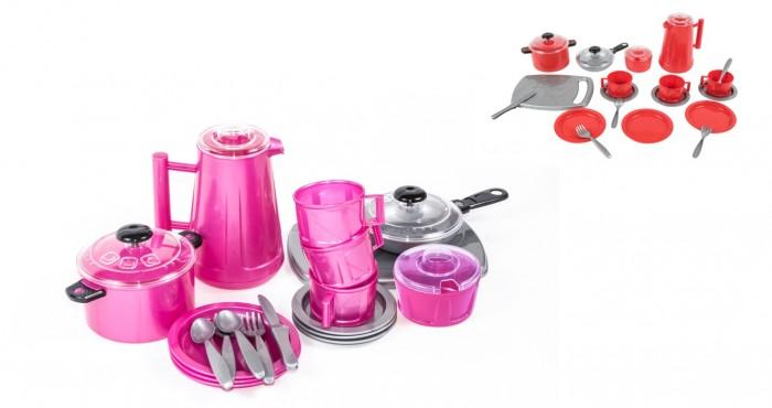 цена на Ролевые игры Orion Toys Набор посуды Iriska 4 (24 предмета)
