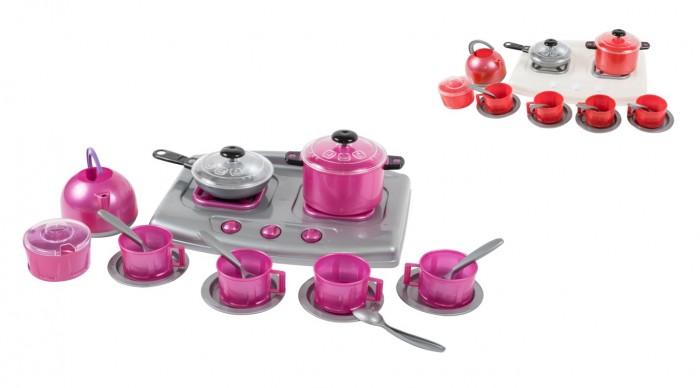 цена на Ролевые игры Orion Toys Набор посуды Iriska 2 (19 предметов)