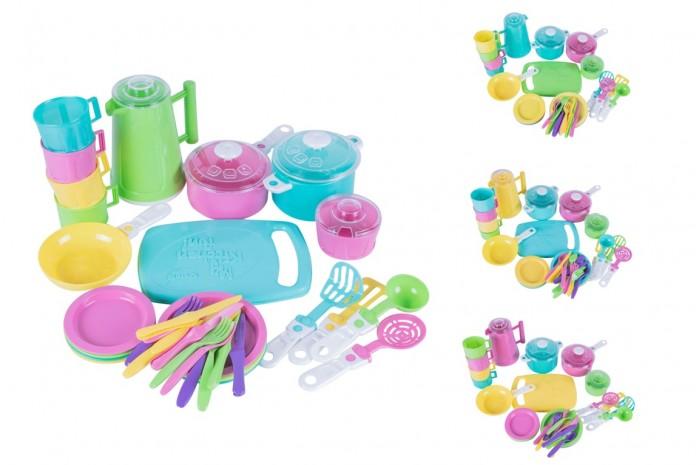 Ролевые игры Orion Toys Набор посуды Iriska 6 (38 предмета)