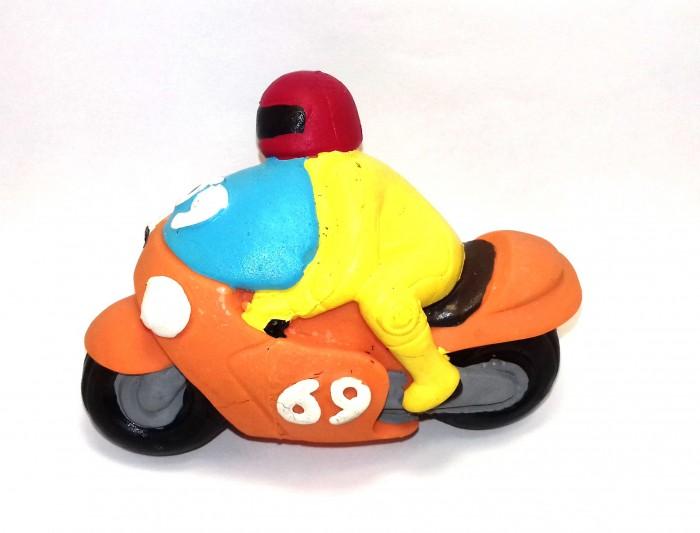 Игрушки для ванны Lanco Латексная игрушка Мотоцикл 962 игрушки для ванны lanco латексная игрушка рыба лулу большая 2607